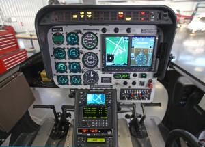 Bell 407 Panel