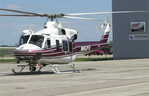 Bell Helicopter Helicopter Specialties Inc